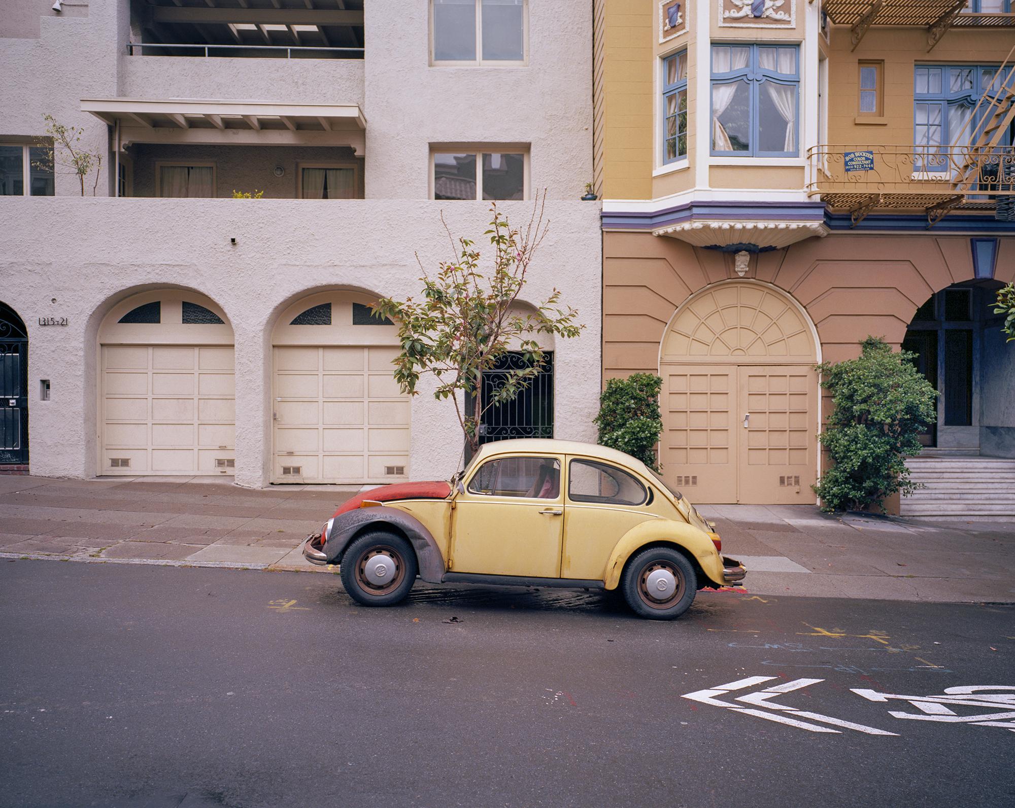 San Francisco, California. June 2015.