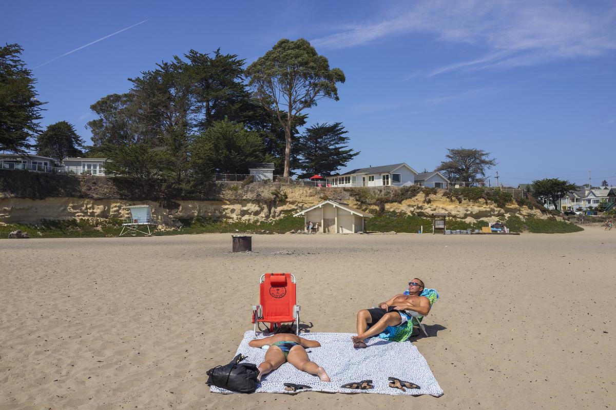 Santa Cruz, California. August 2015.