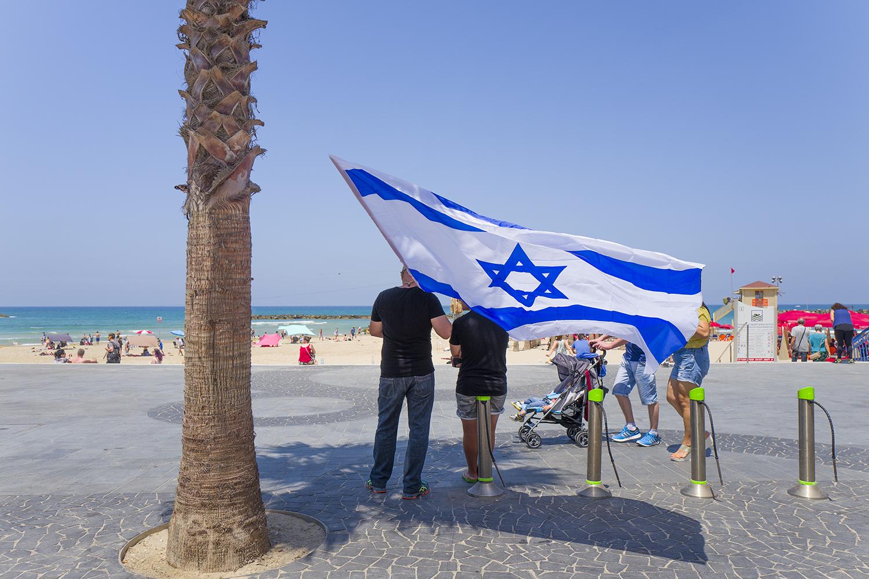 Tel-Aviv, Israel. May 2016.