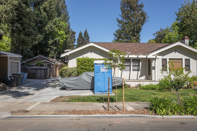 Palo Alto, California. April 2018.