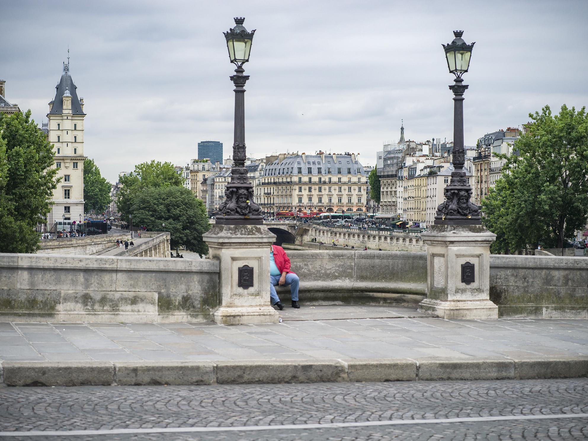 Paris, France. June 2018.