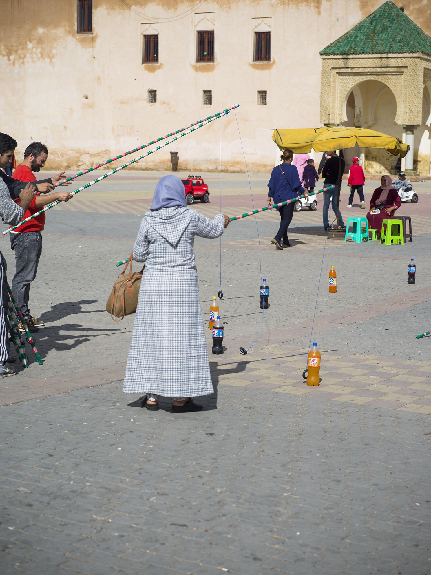 Fes, Morocco. November 2018.
