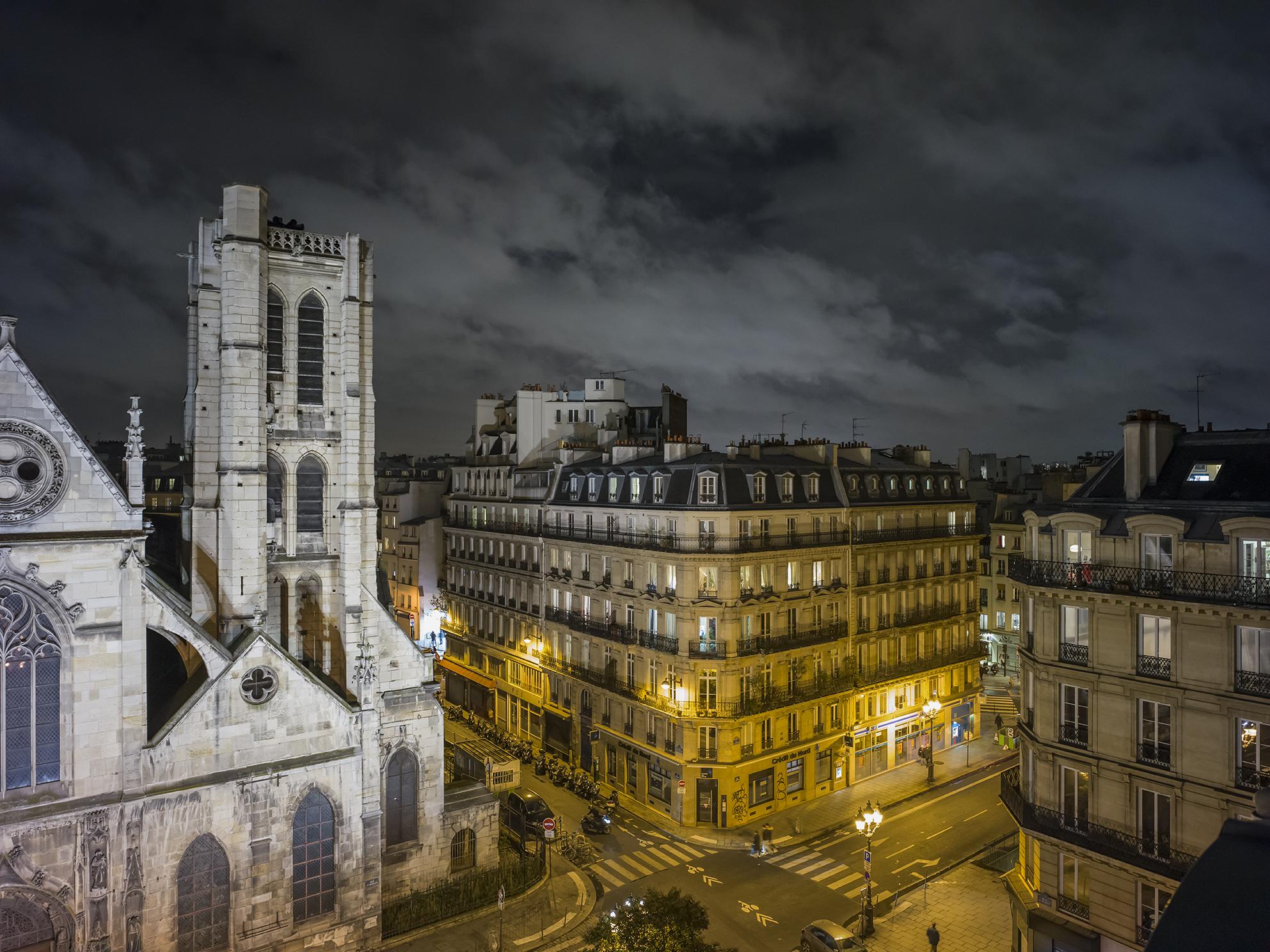 Saint-Nicholas-des-Champs | Paris, France. November 2018.