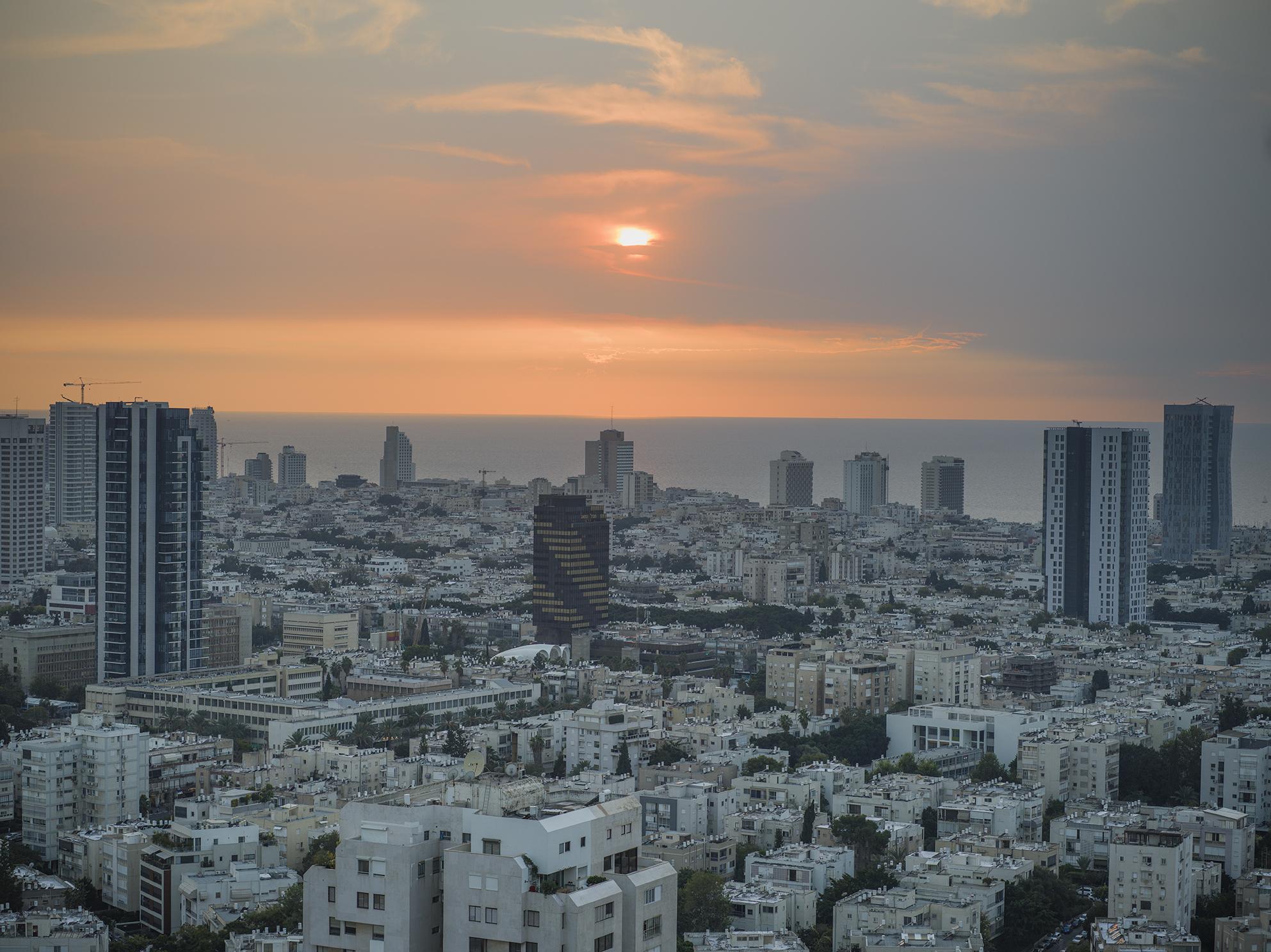 Tel-Aviv, Israel. November 2018.