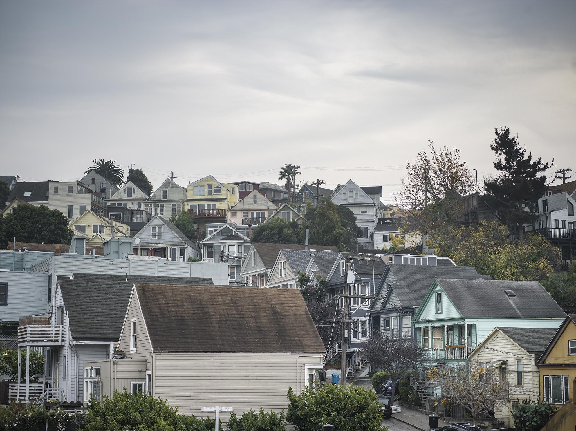 San Francisco, California. November 2018.