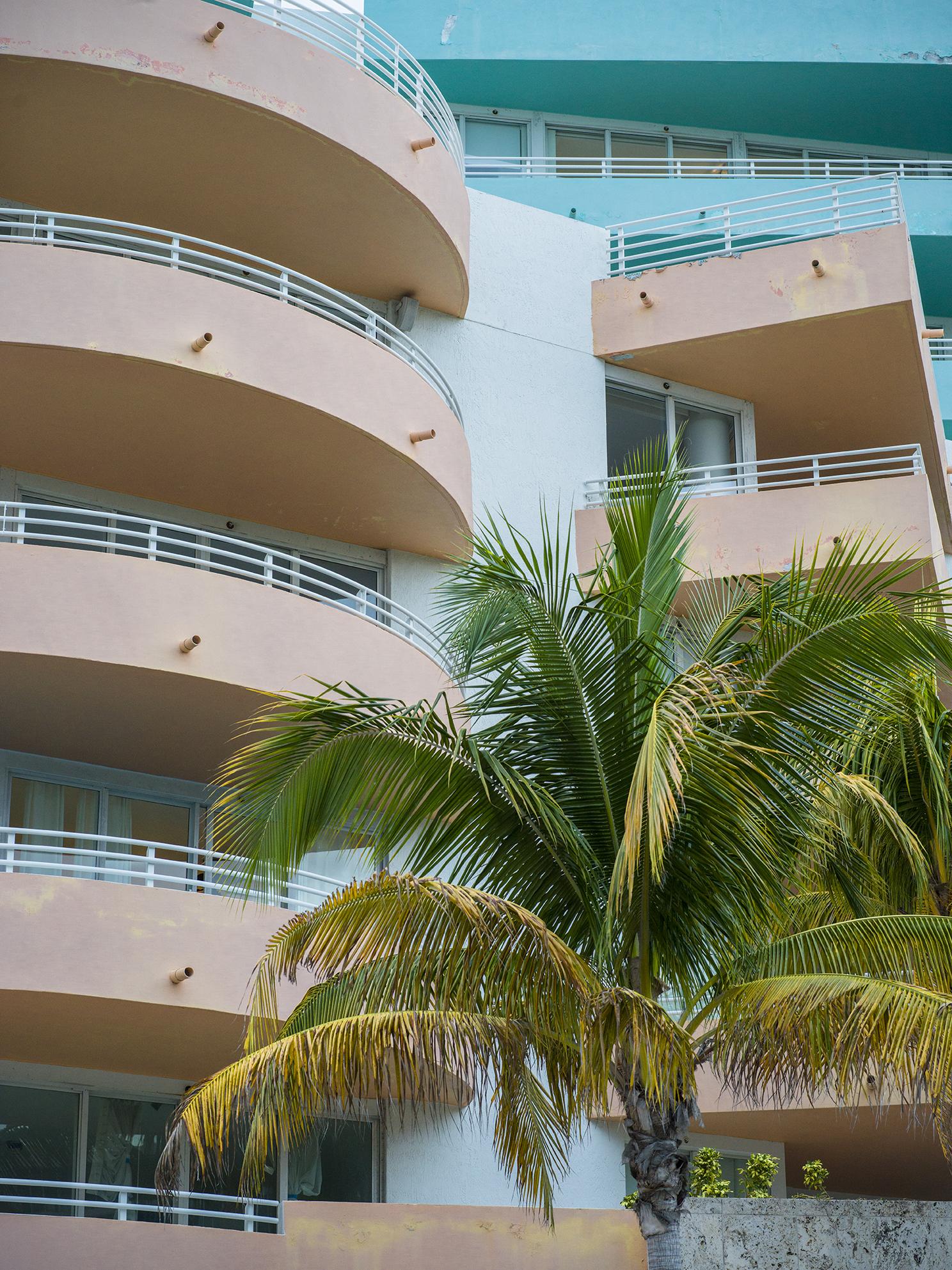 Miami Beach, Florida. December 2018.