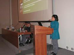 Marilen Puquio CONAP Leyde Consulta Indigena