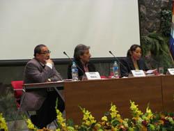 Panel: OFEA, SPDA, Gobierno Regional Cusco