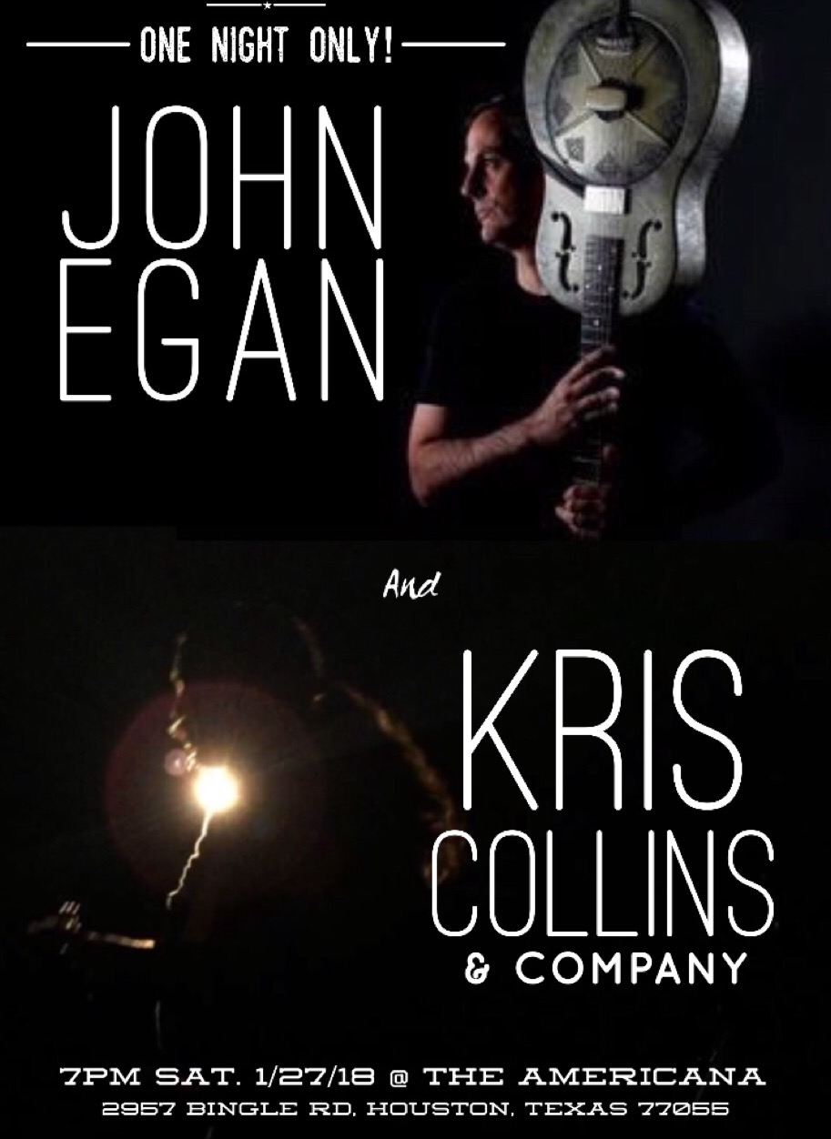 This Saturday night i have the privilege of playing at Americana - the labor of love of local legend,Marc Zeus. I also have the distinct honor of sharing the stage with Mr. John Egan - a master songwriter and player. He will start things off around 7 and I will go on around 930. Bring some strangers and let's all be friends!