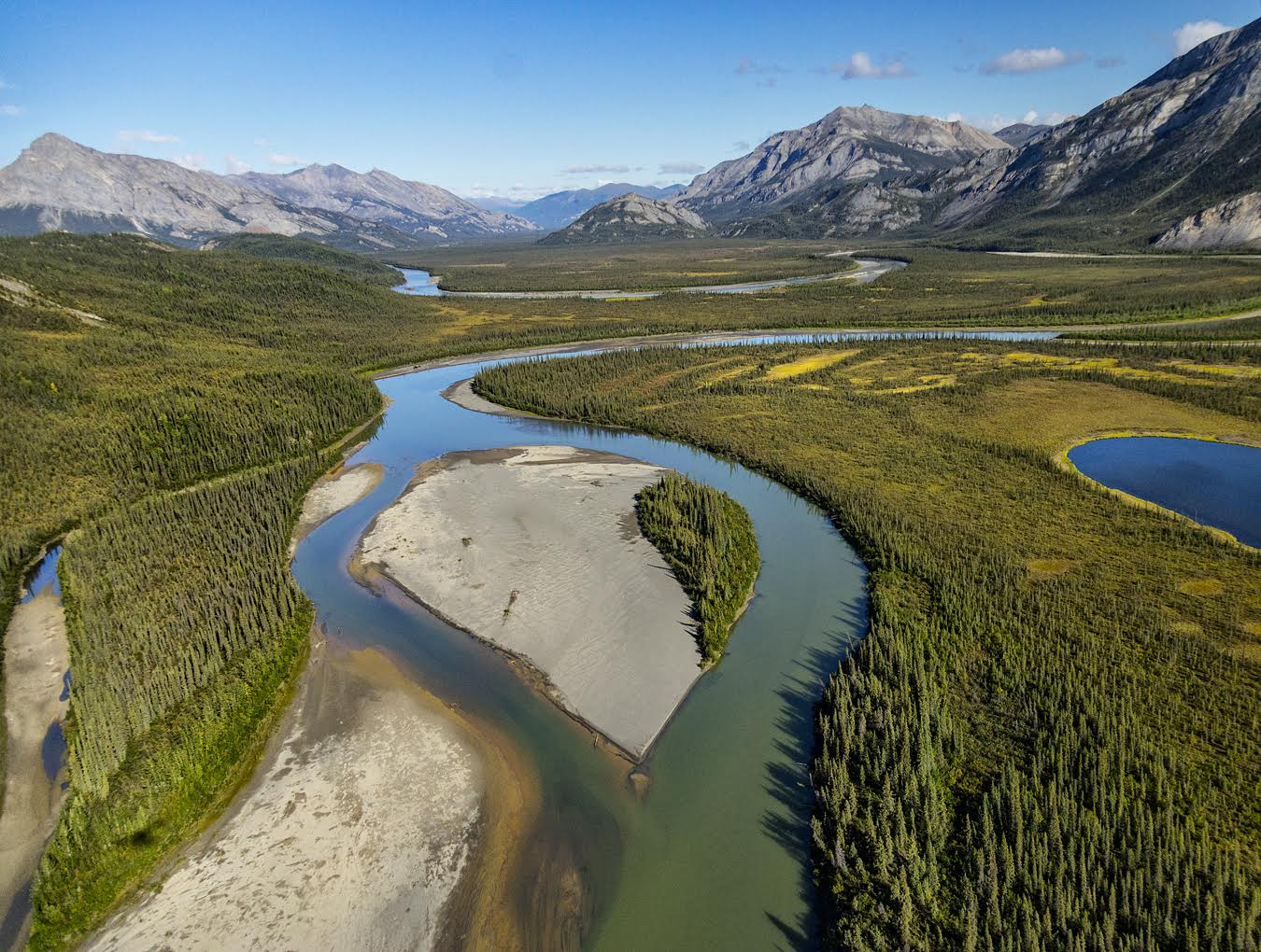 Gates of the Arctic National Park. Photo by Andrew Thomas.