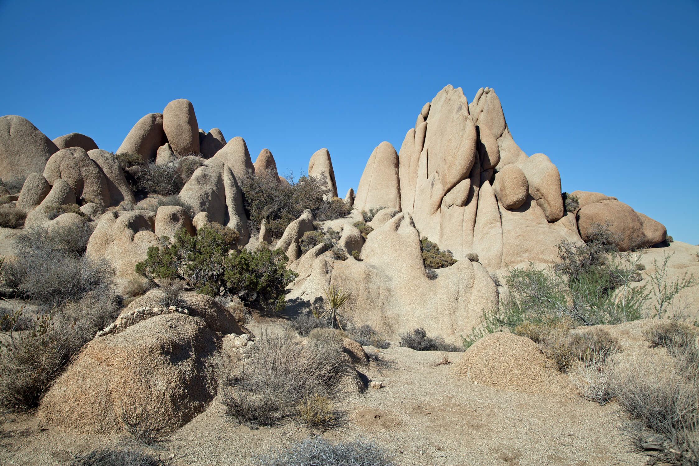 Fascinating rock formations