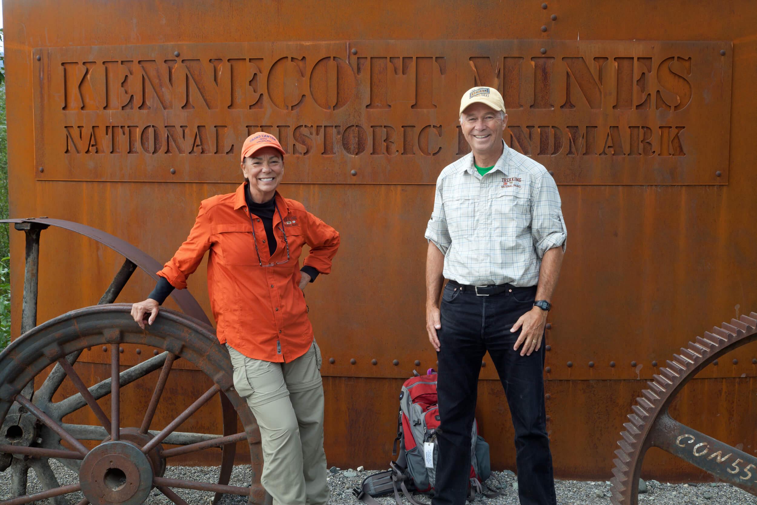 Our  50th  park visit.