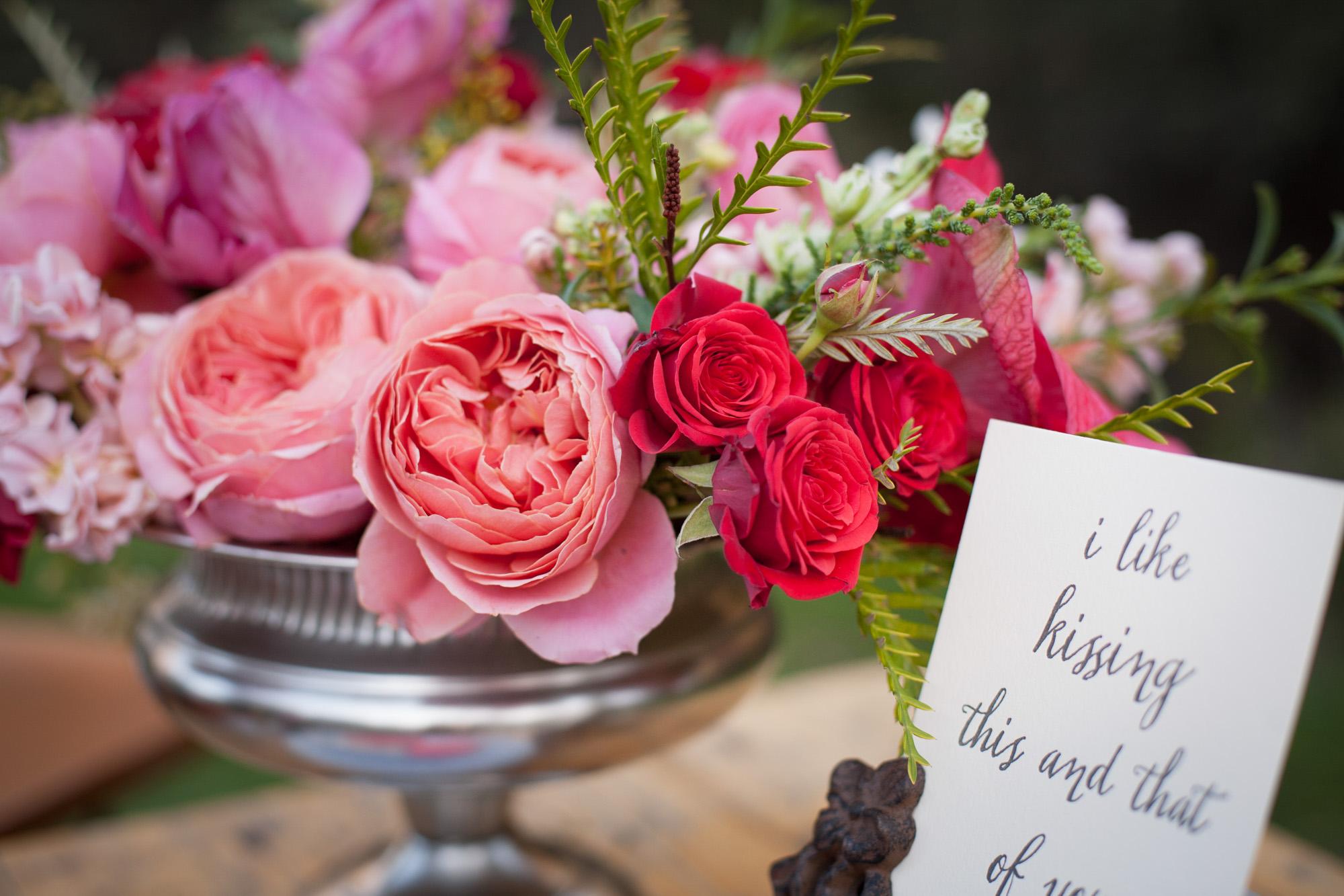 Valentine's Day Picnic Inspiration