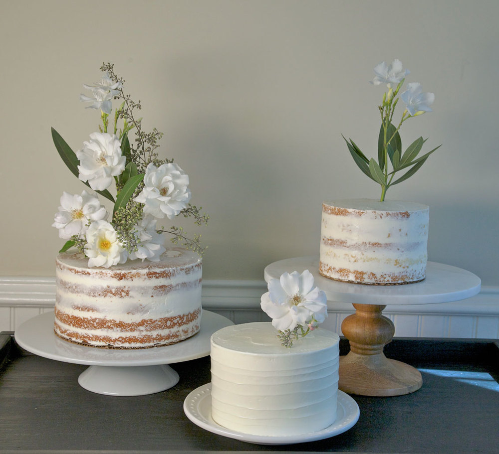 SWEET: Custom Wedding Cakes