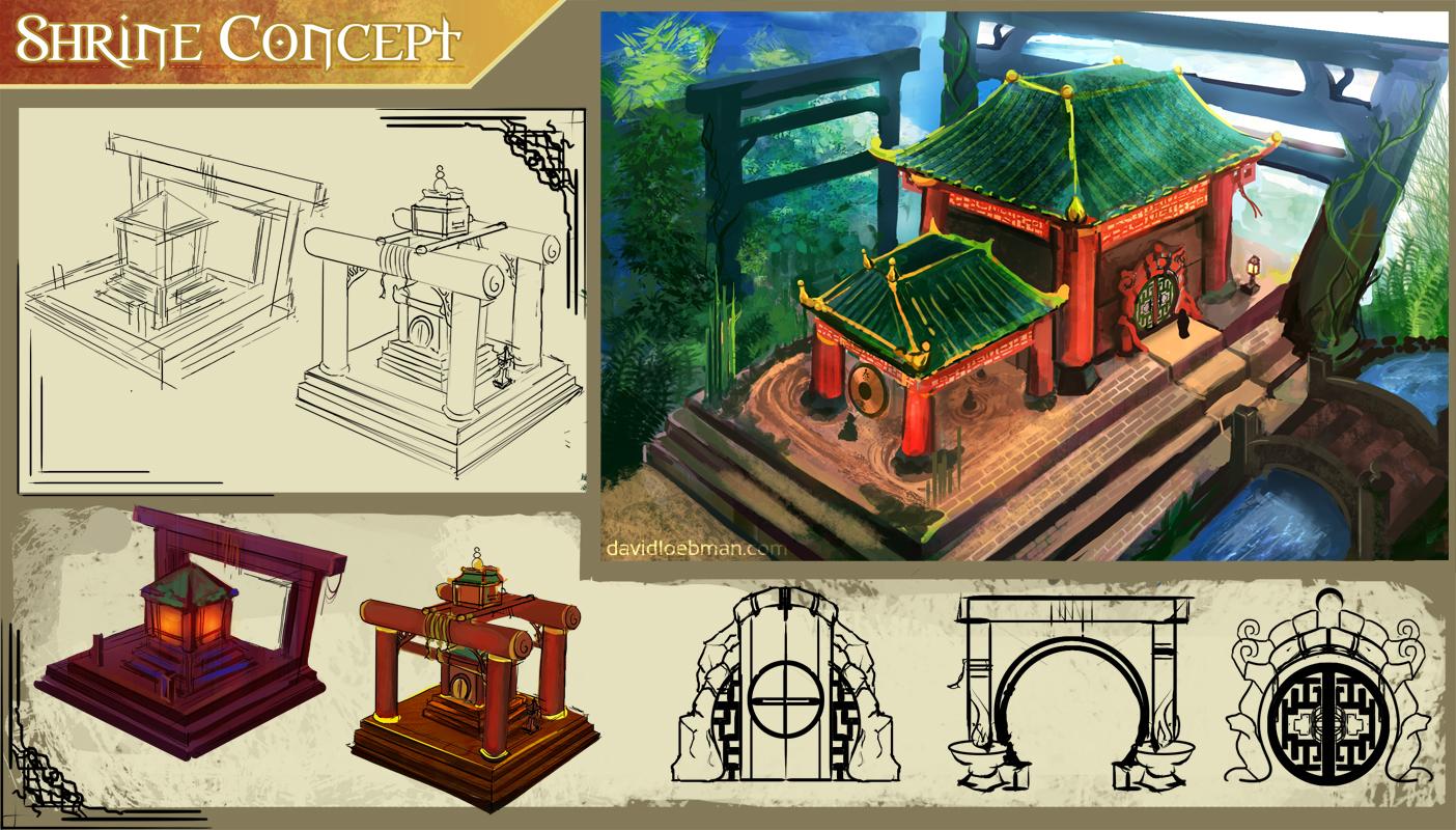 Shrine Concept