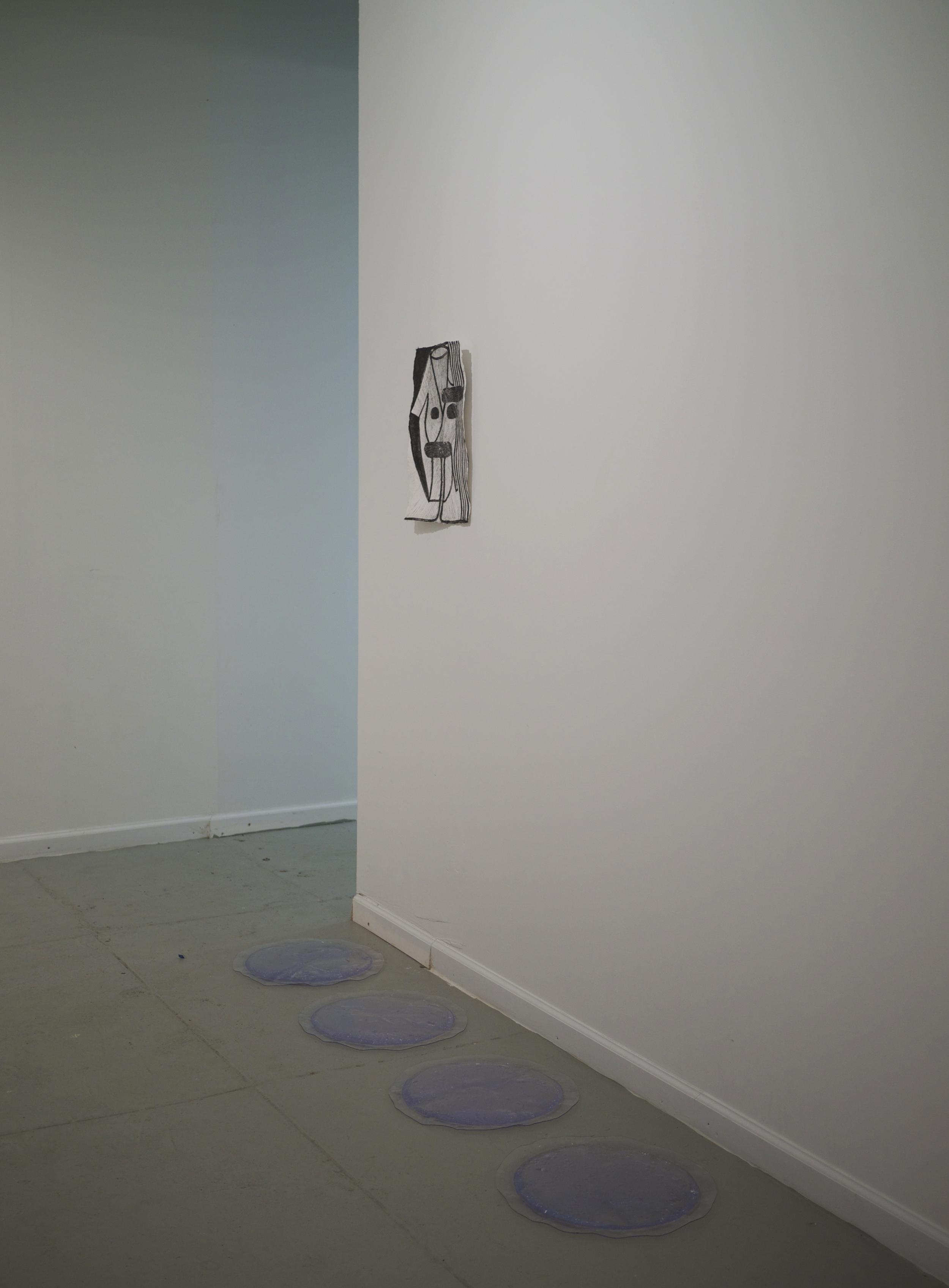 Tracy Thomason. Installation View.