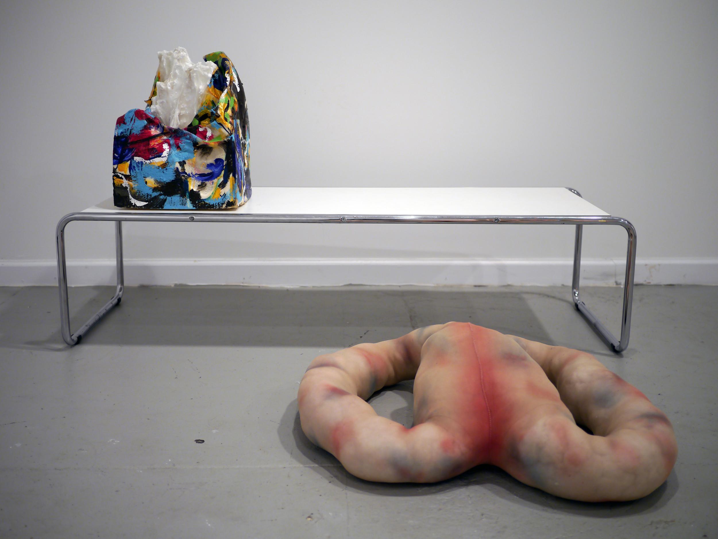 Matt Miller and Hein Koh. Installation View.