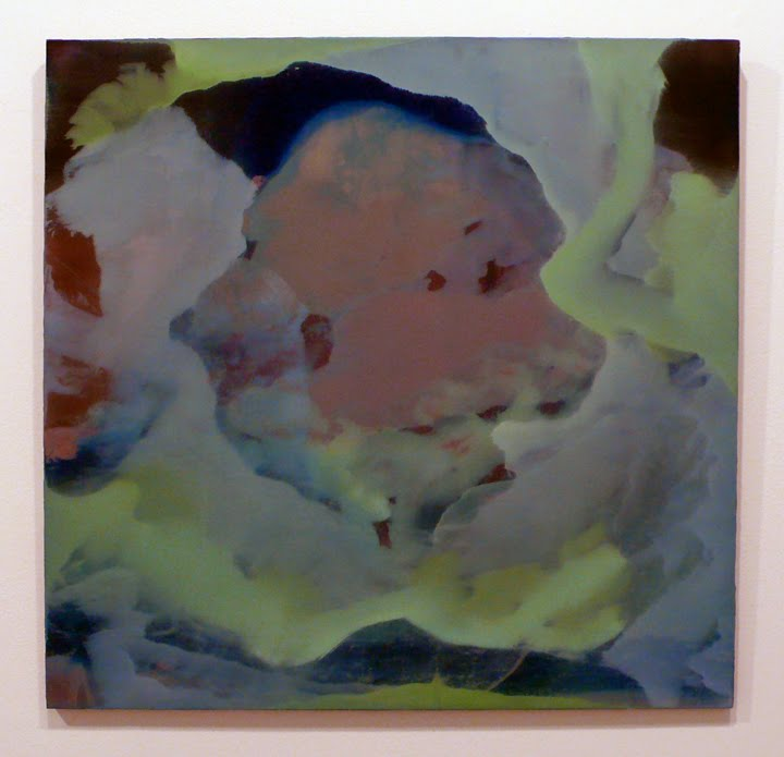 Patrick Berran.  Untitled (RM5)  Oil on board.  24.375 inches x 24 inches  2010.