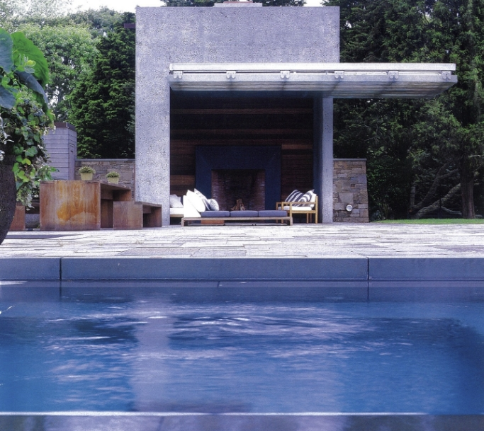 Novogratz Pool House, East Hampton, NY