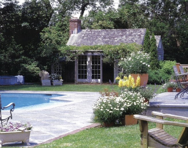Pool House East Hampton