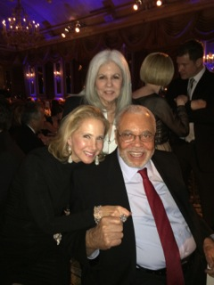Amy Eller, Ellen Fox and James Earl Jones