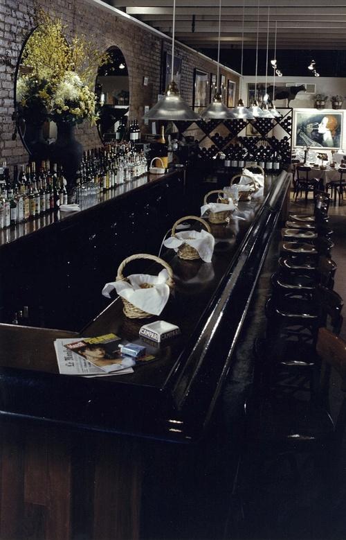 Environmental Design - Amy Eller | Client - Restaurant L'Escale, NYC