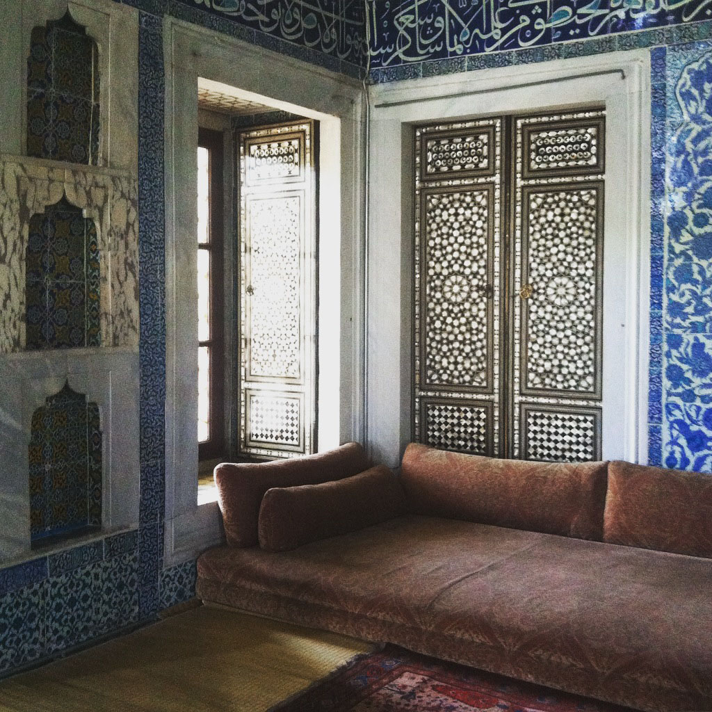 - Topkapi Palace