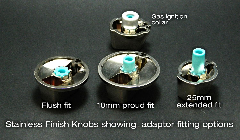 Universal Appliance Knobs — Wilson Elements