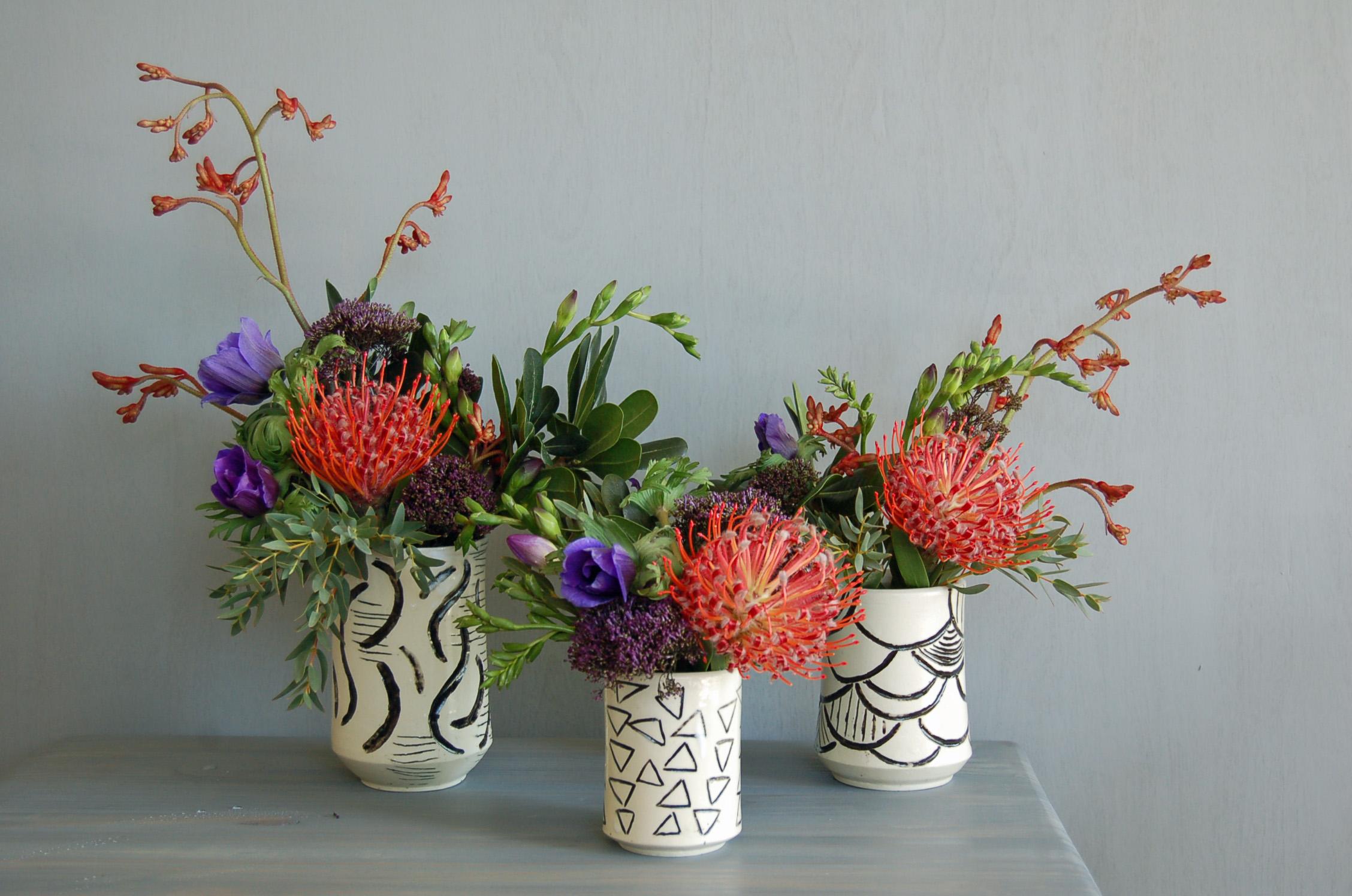 Black and white ceramics - Bond in Bloom.jpg