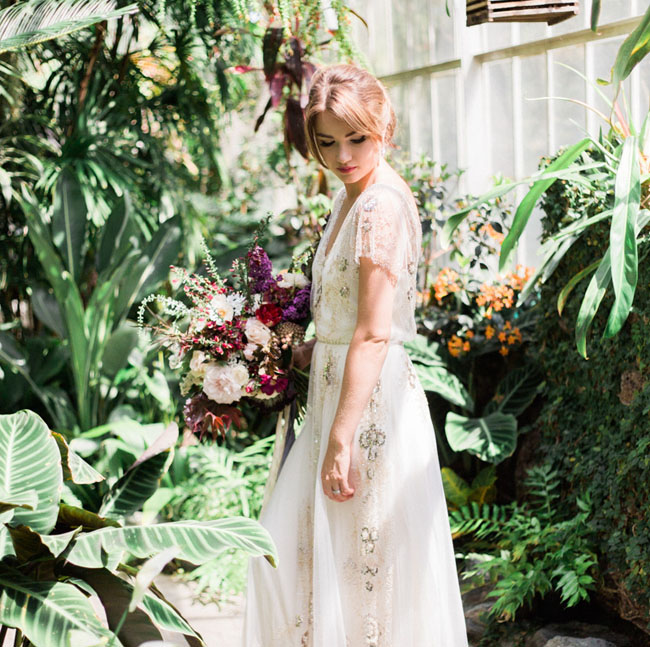 Vintage Botanical Inspiration       GREEN WEDDING SHOES      BAJAN WED & AISLE SOCIETY