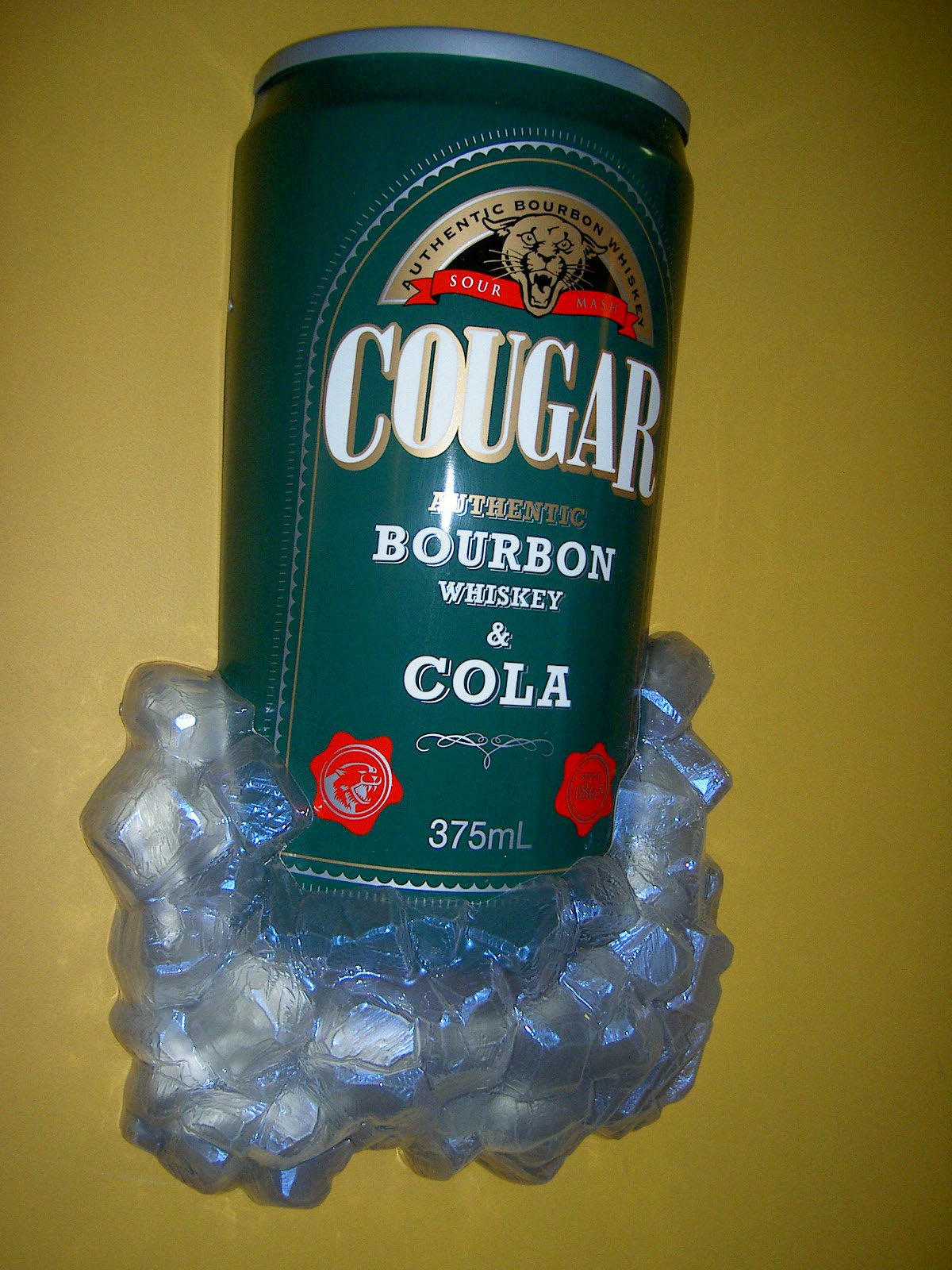 Cougar Can