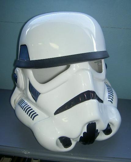 Storm trooper masks