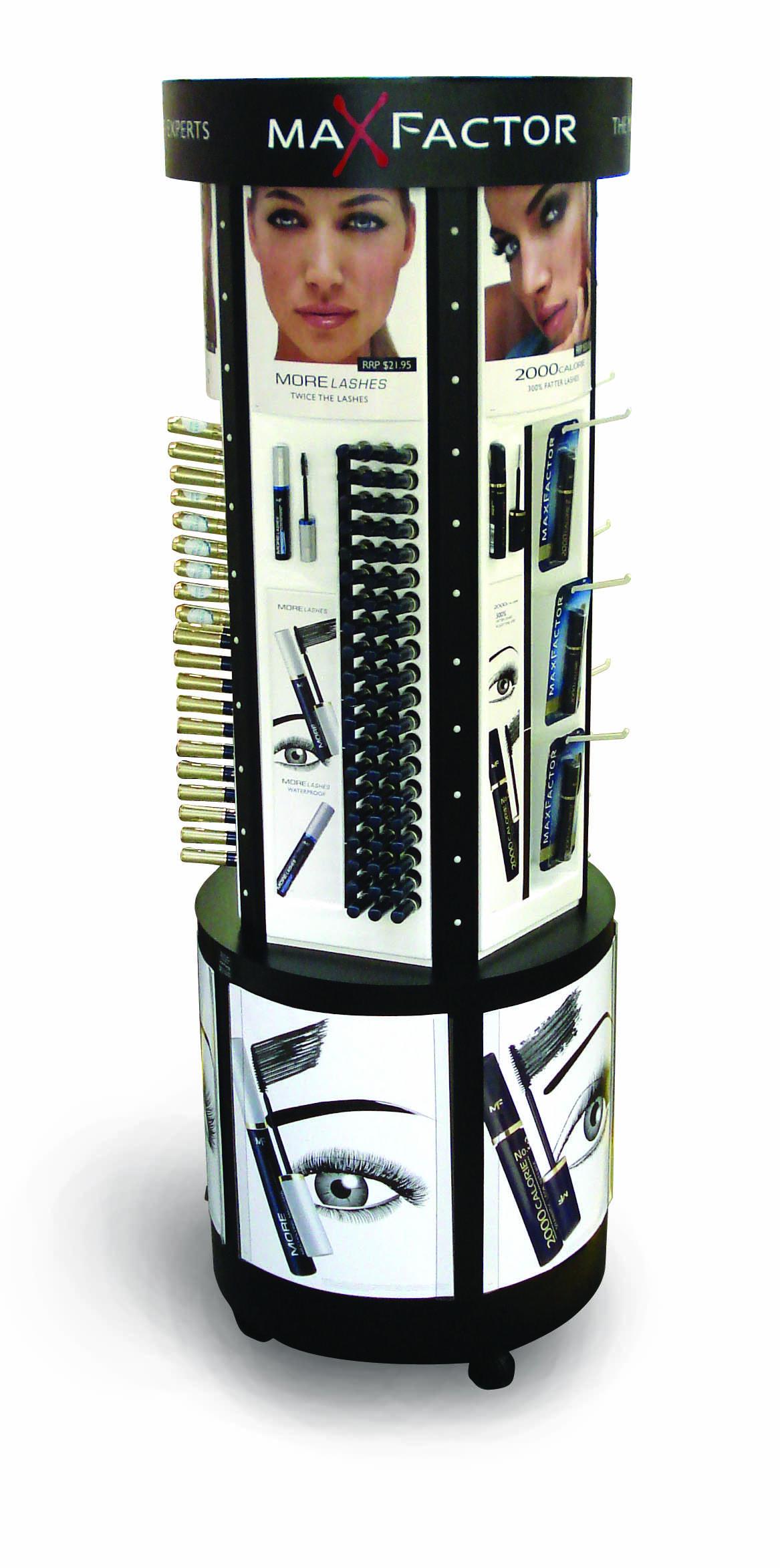 Maxfactor mascara spinner
