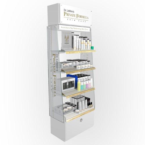 Private Formula wall unit