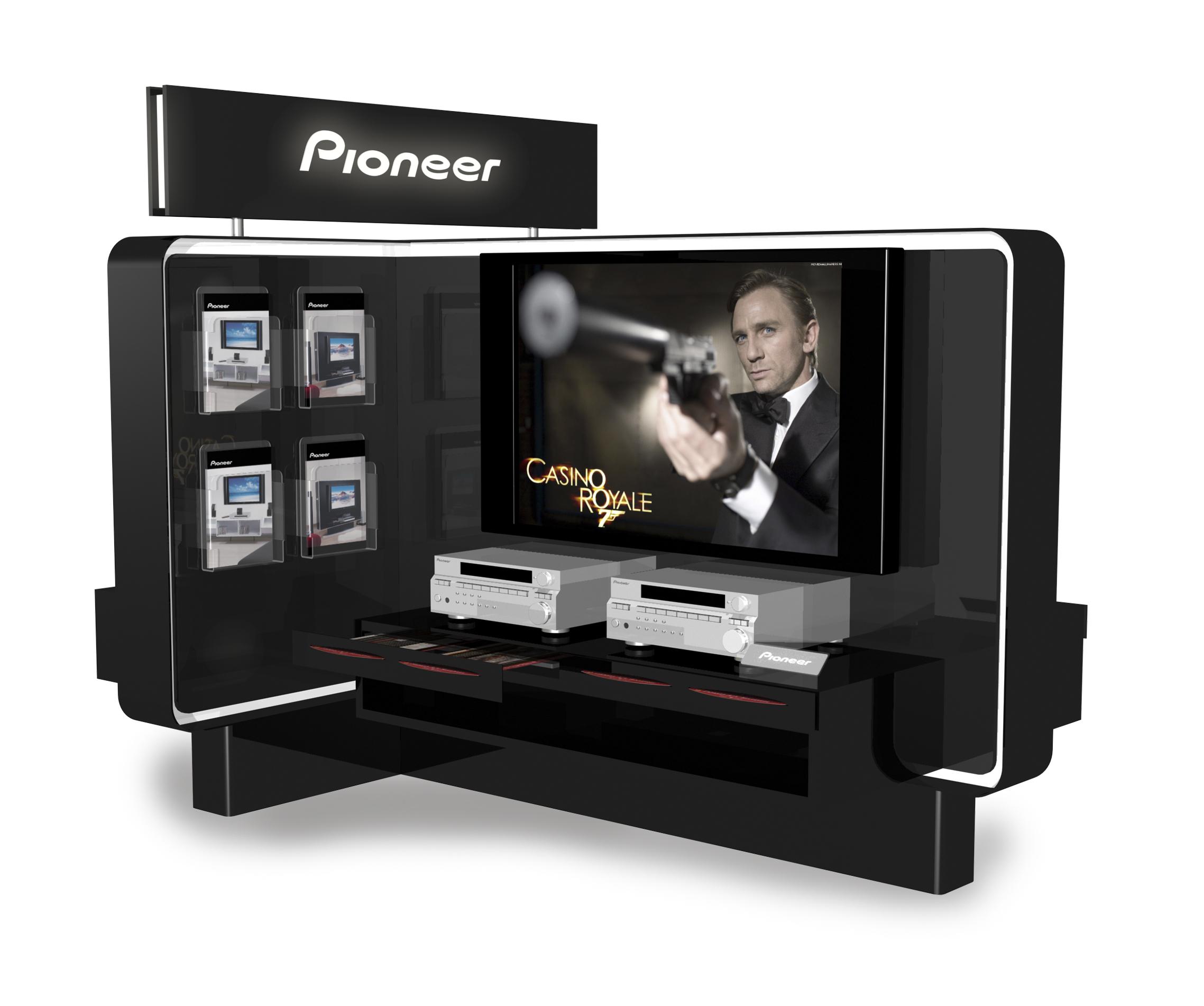 Pioneer Display system