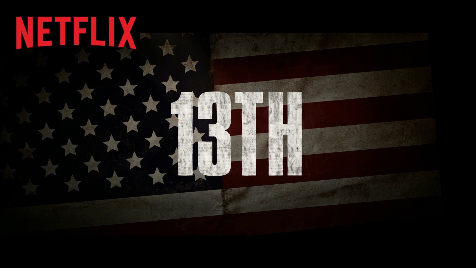 "Click on the above image to watch ""13th"" on Netflix..."