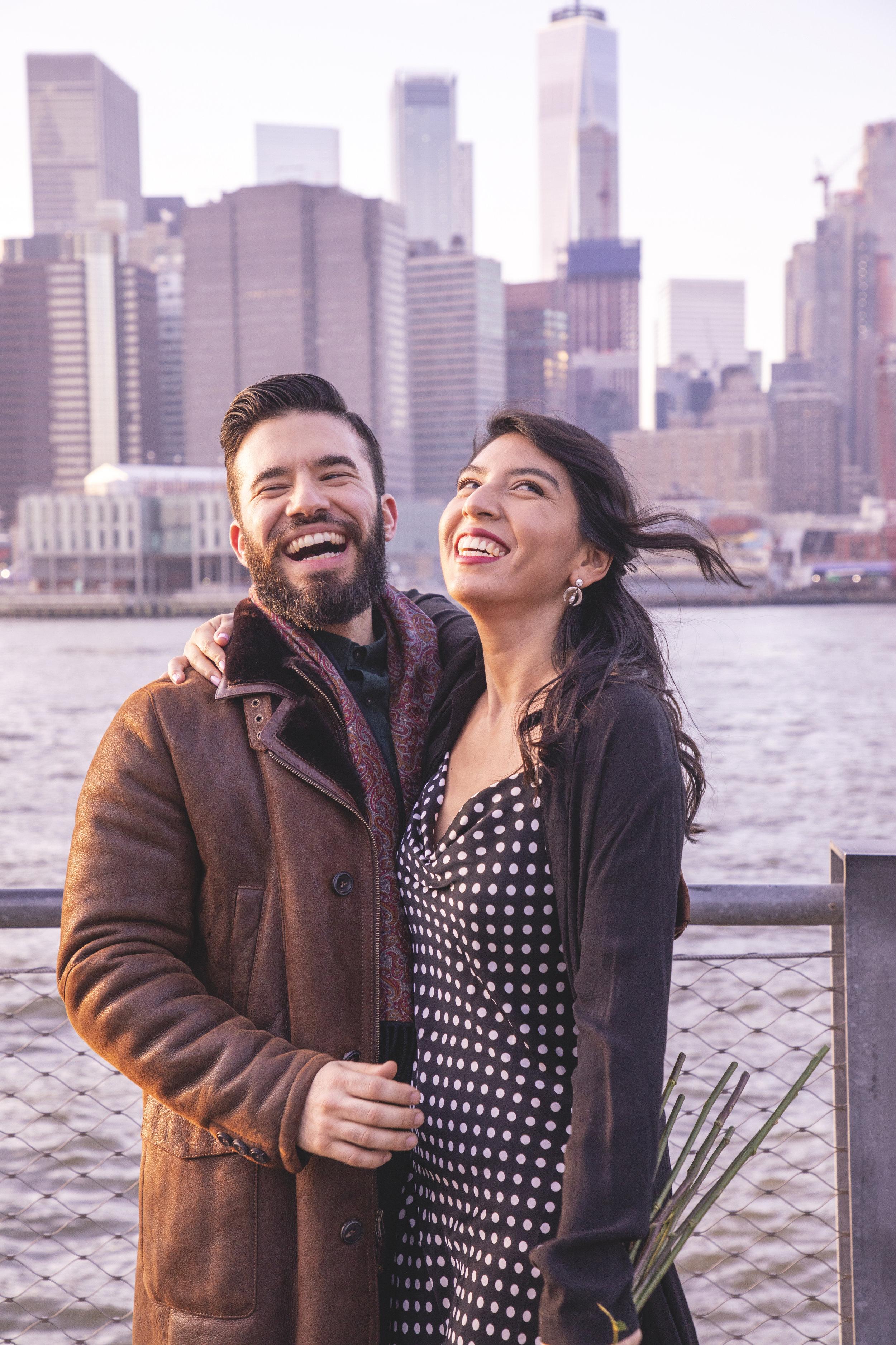 andrea & michael - BROOKLYN, NYC