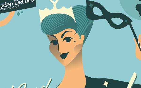 'Masquerade Ball' Poster