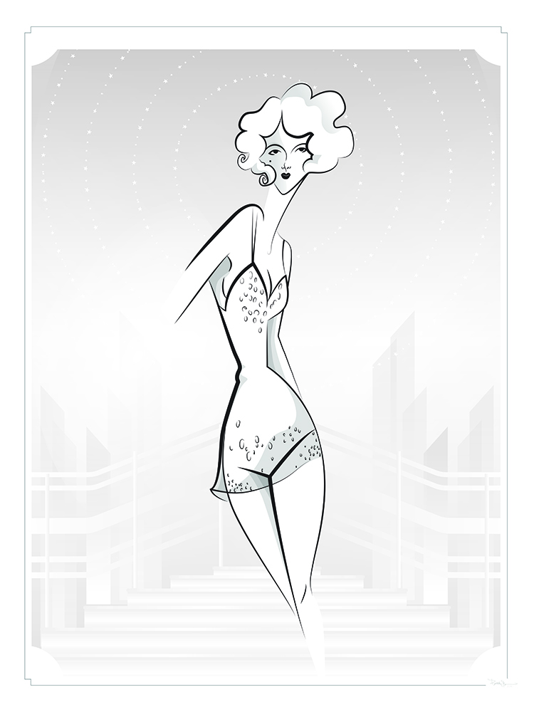 'Jazz Ladies' Posters