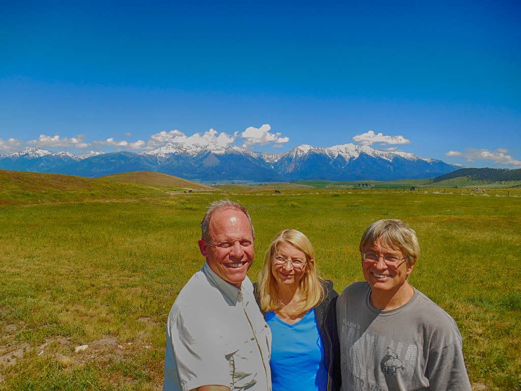 National Bison Range with Joan Zygamunt & Eugene Morelli