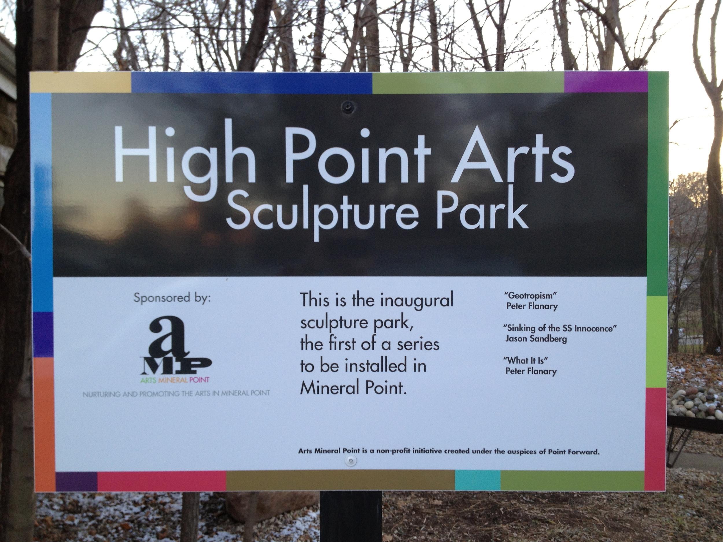 Sculpture Parks