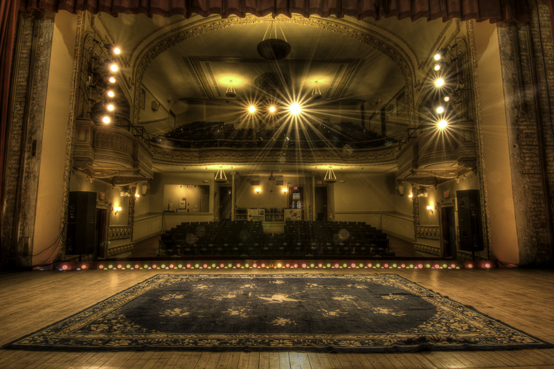 Mineral Point Opera House/photo:Michael J. Smith