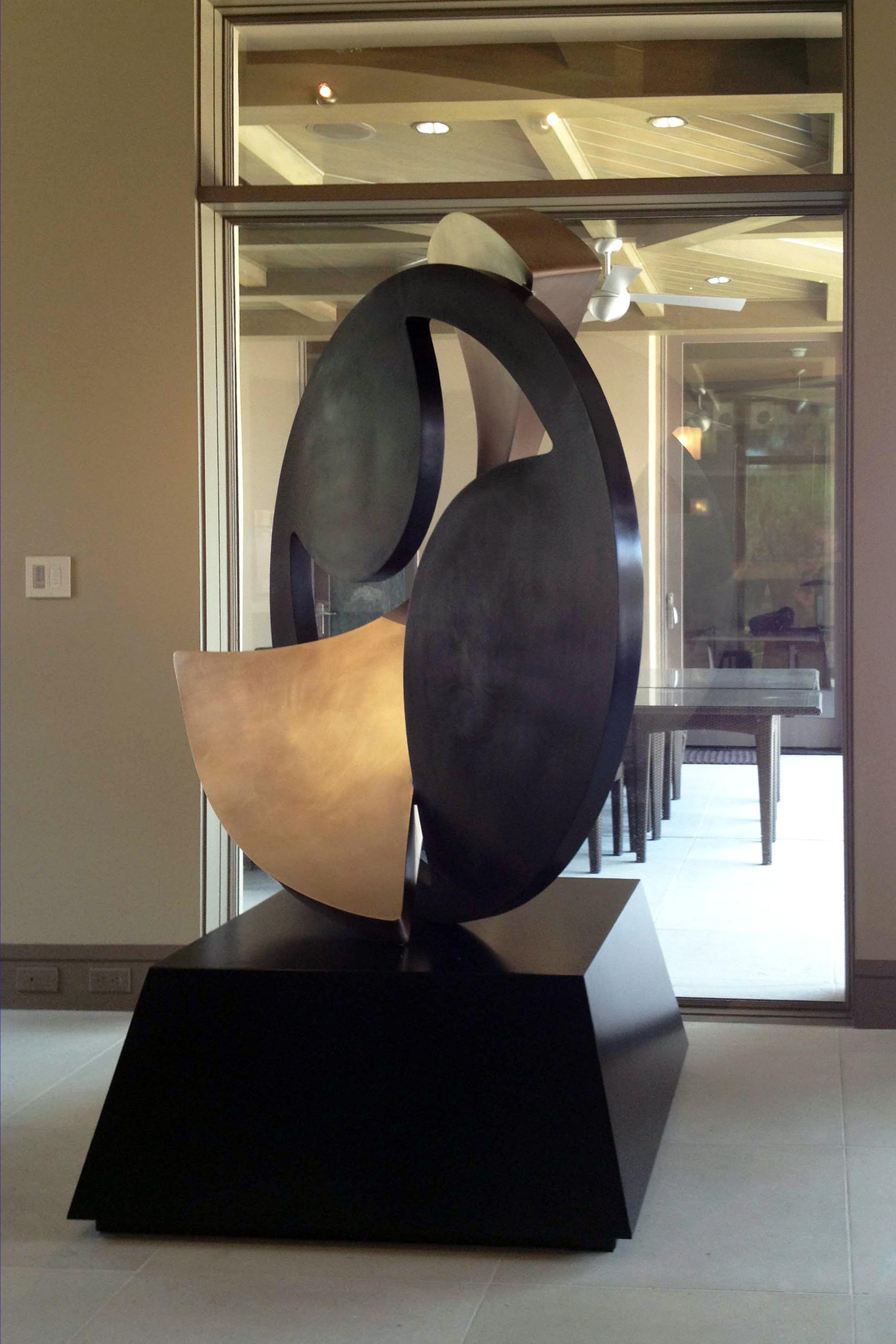 Clockwork, bronze
