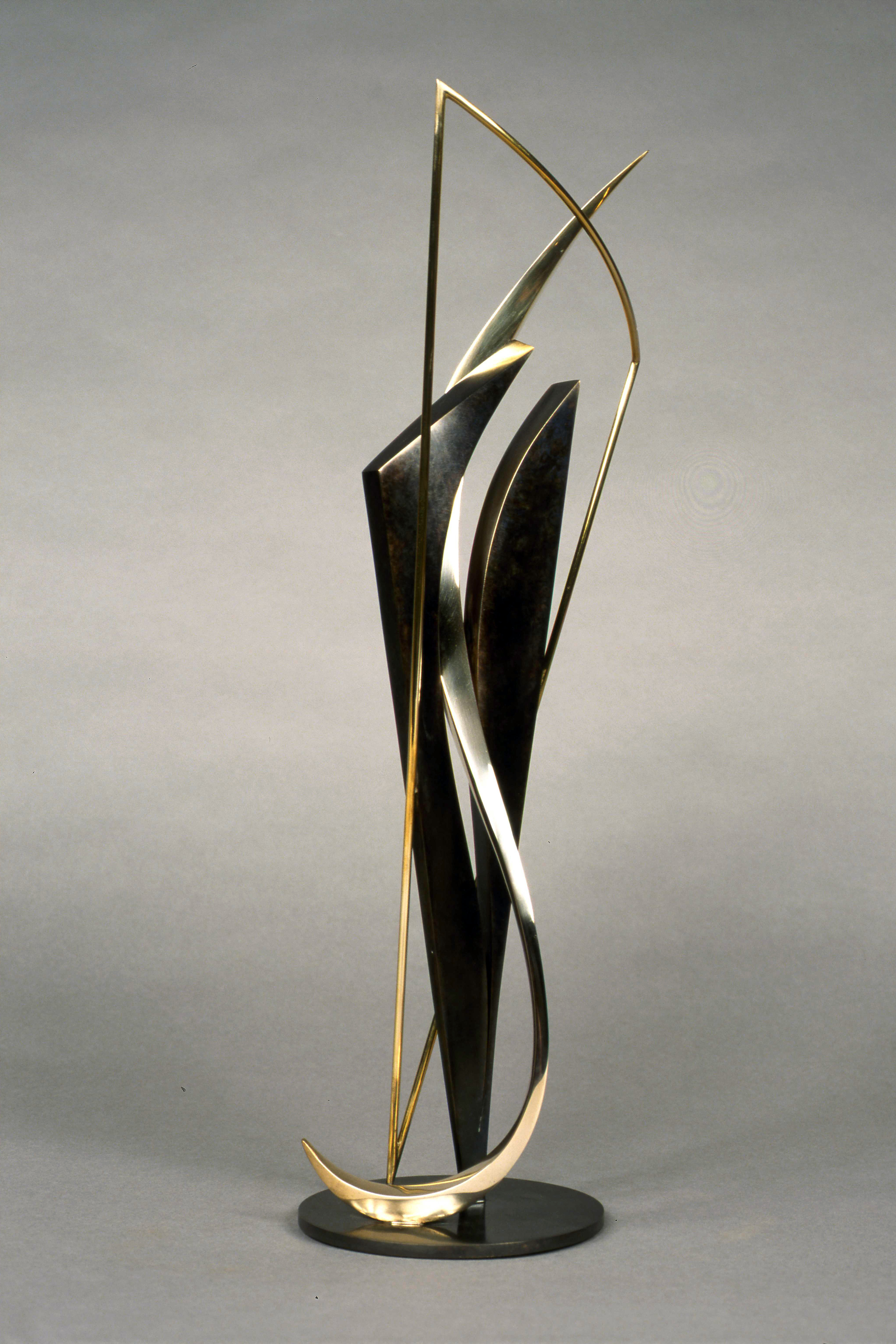 Syncronetic A, bronze