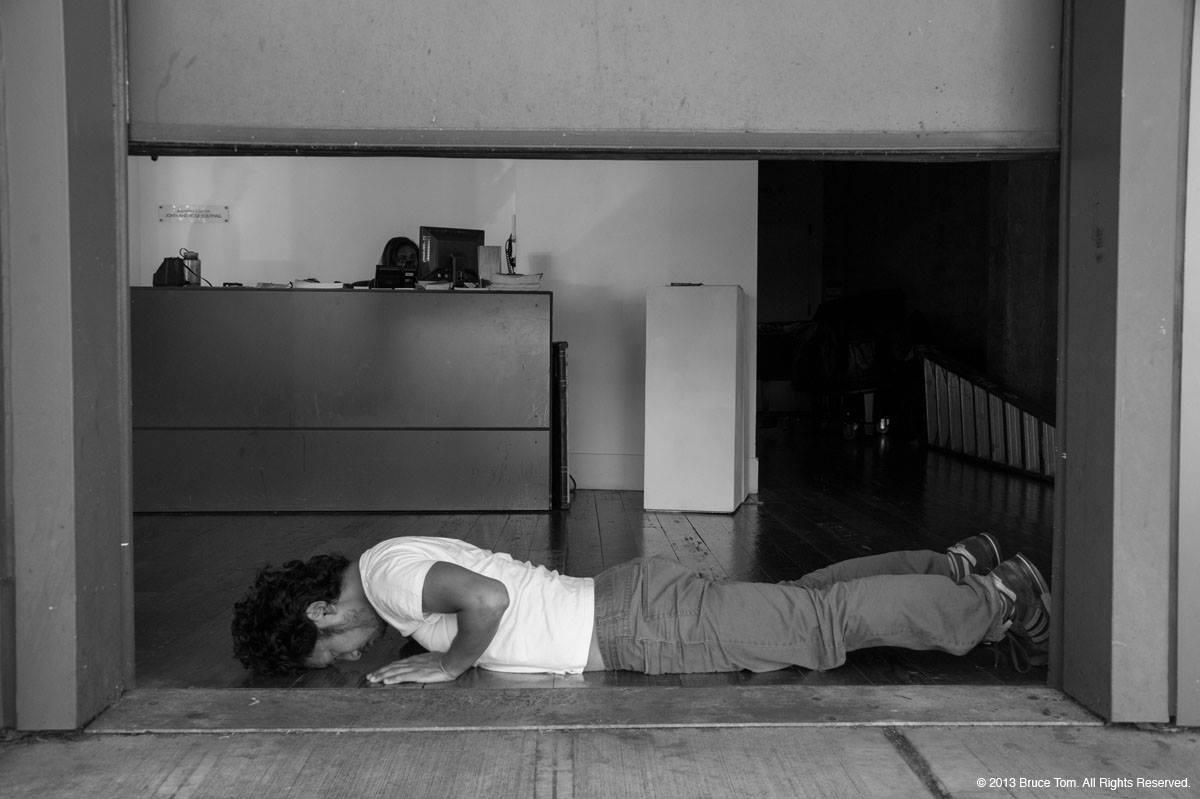 Takahiro Yamamoto photo curtsey of Bruce Tom