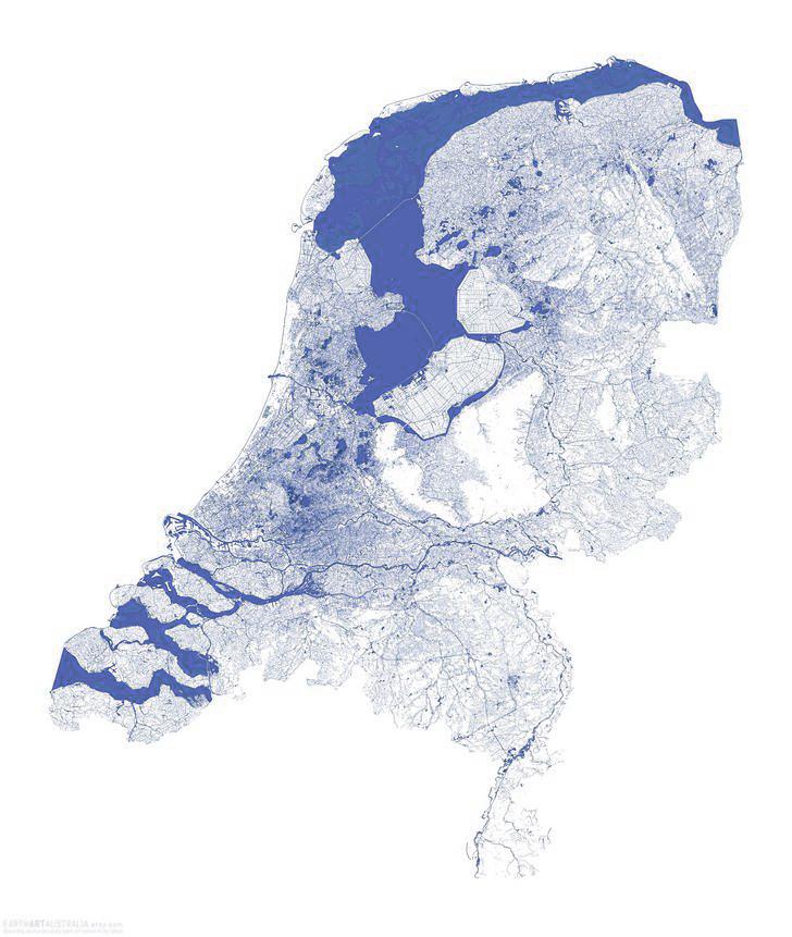 Map provided by  Earth Art Australia