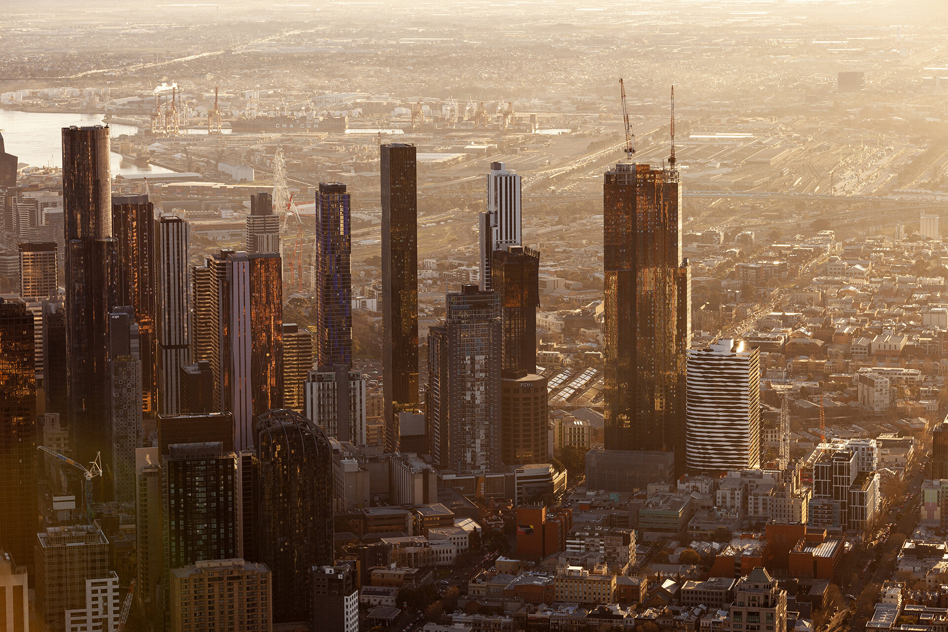 Melbourne Helicopters