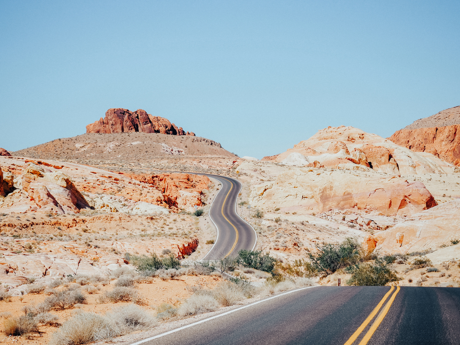 PHOTO DIARY:VALLEY OF FIRE STATE PARK -