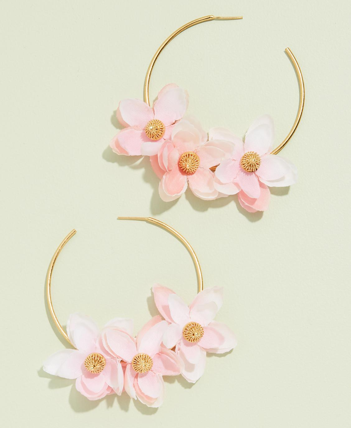 Mallarino Gabby Hoop Earrings - Shopbop