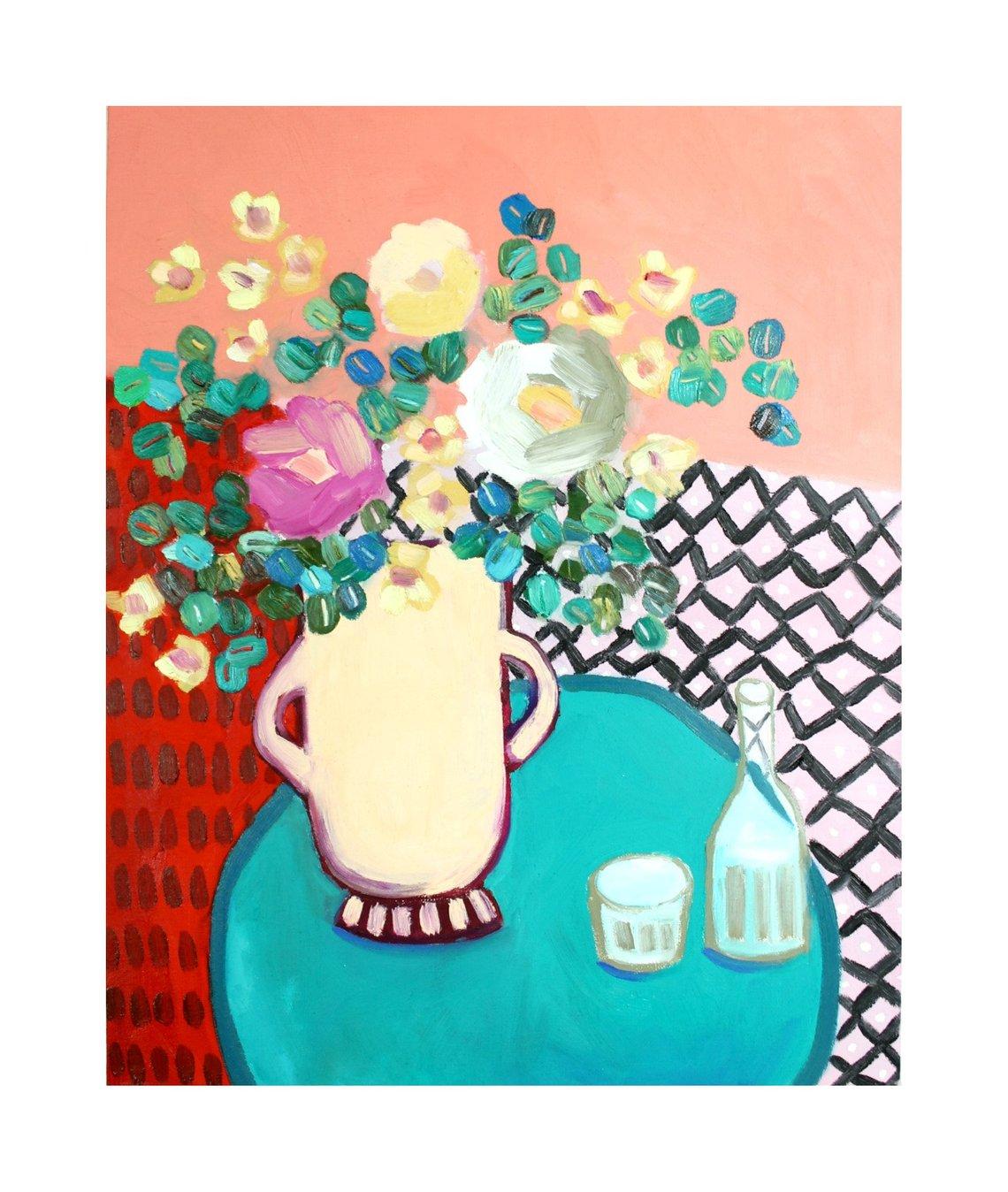 Still Life Oil Painting - Etsy